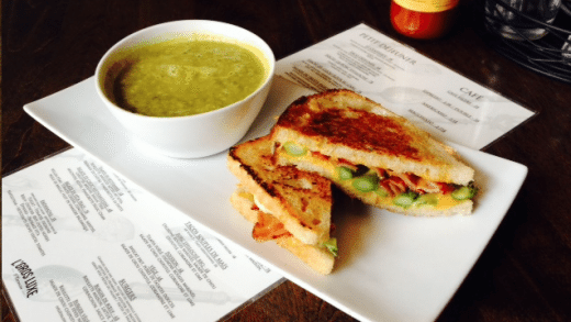 Le mois du grilled cheese chez L'Gros Luxe - Image
