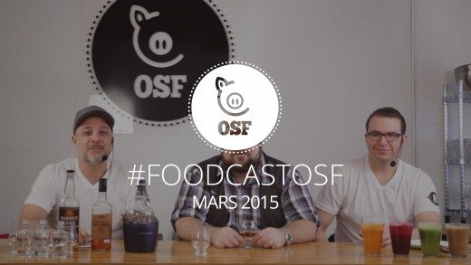 Foodcast mars 2015  - Image