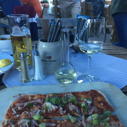 Flatbread- Garmisch